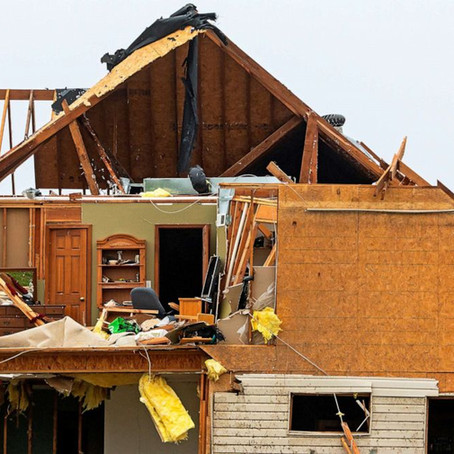 Houses gutted by Linwood tornado never stood a chance...Here's how to change that.
