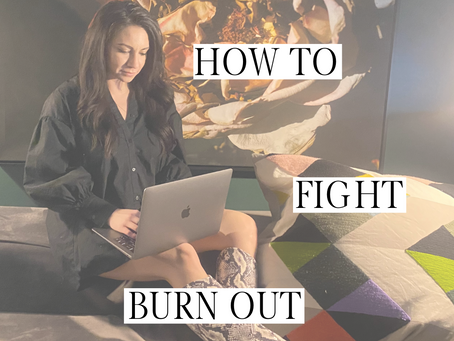 How to fight business burnout.