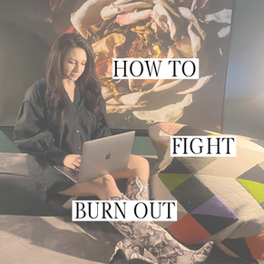 How to Fight Burnout