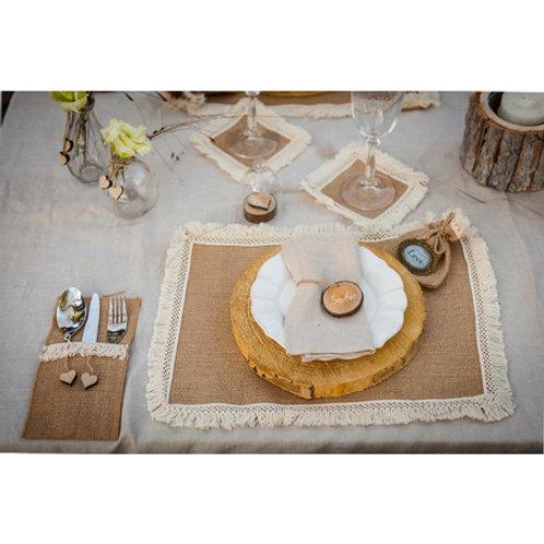 Set de table jute