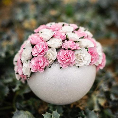 Demi sphère polystyrène