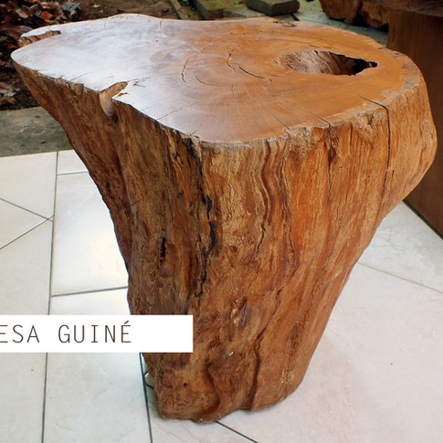Mesa lateral Guiné