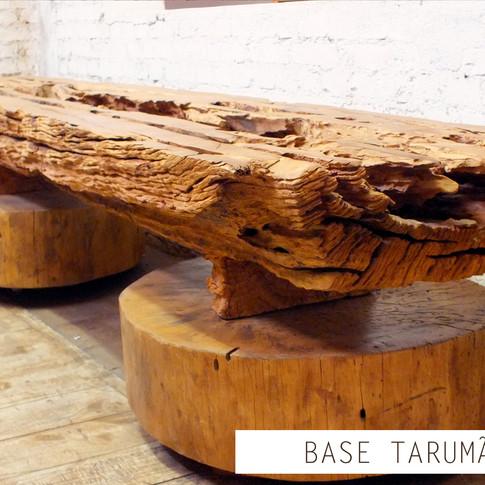 Base de mesa Tarumã