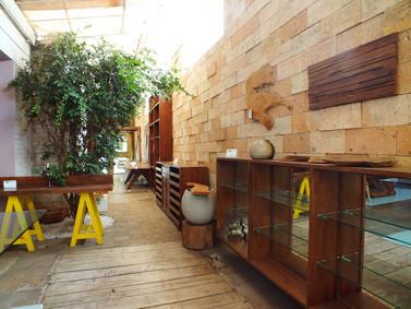 Interior do Showroom