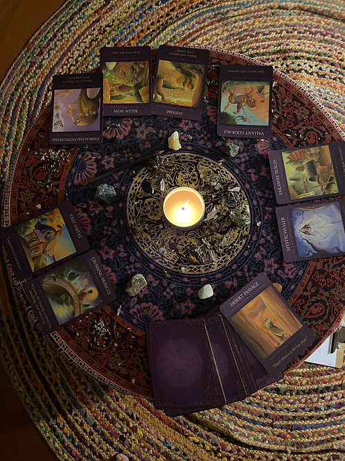 Add On | 15 Minute Card Readings