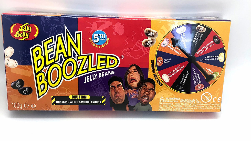 Jelly Belly 'Bean Boozled' spinner game 100g