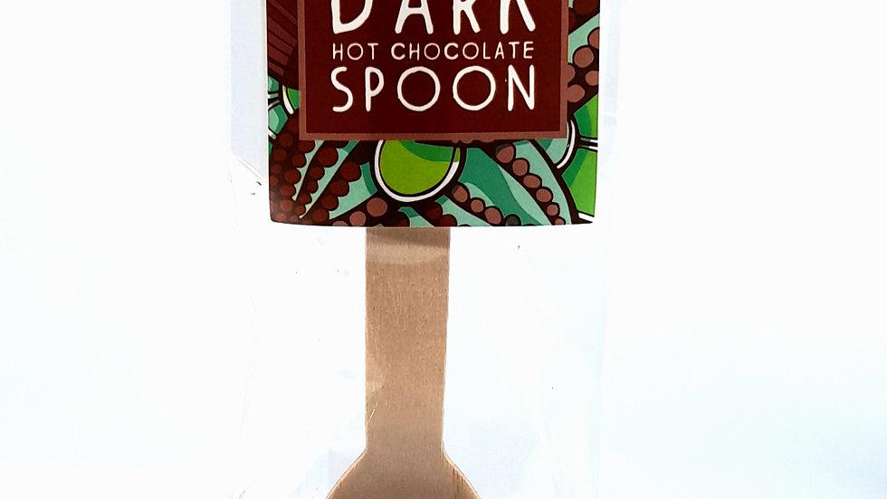 Cocoba Dark Hot Chocolate Spoon