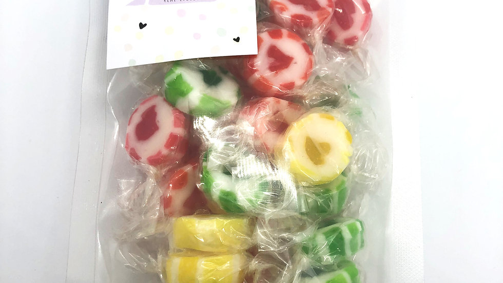 Holly's Lollies 'Boozy Rock Sweets' - Mixed Flavours