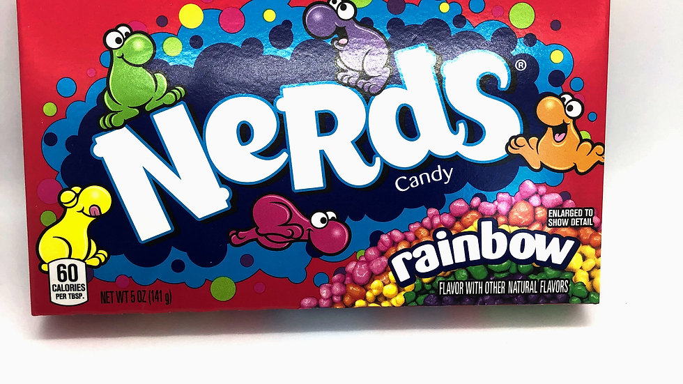 Nerds - Rainbow Theatre Box 141g