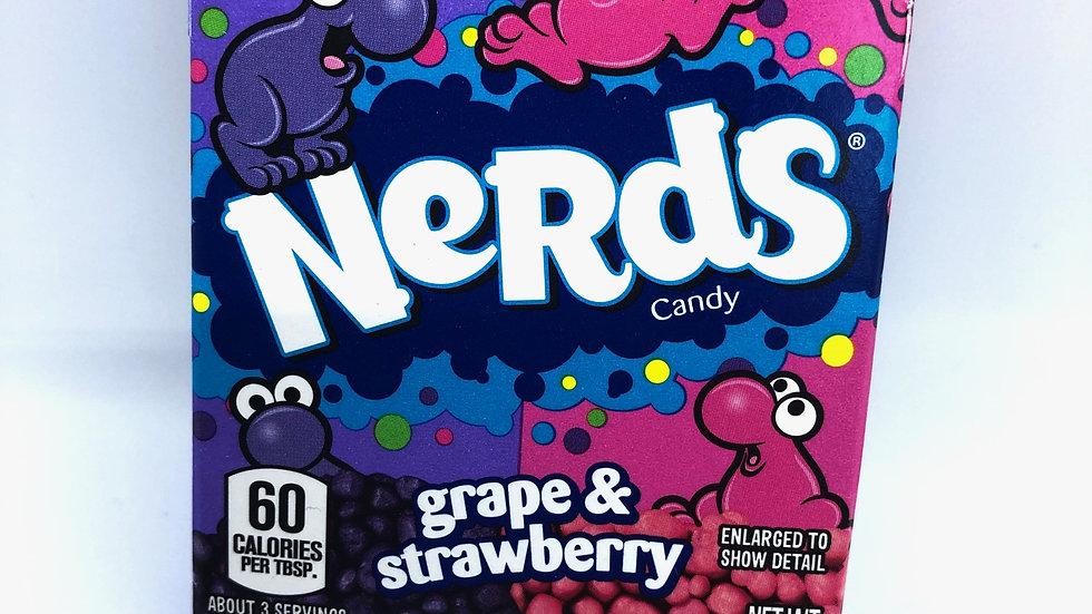 Nerds - Grape & Strawberry 46.7g