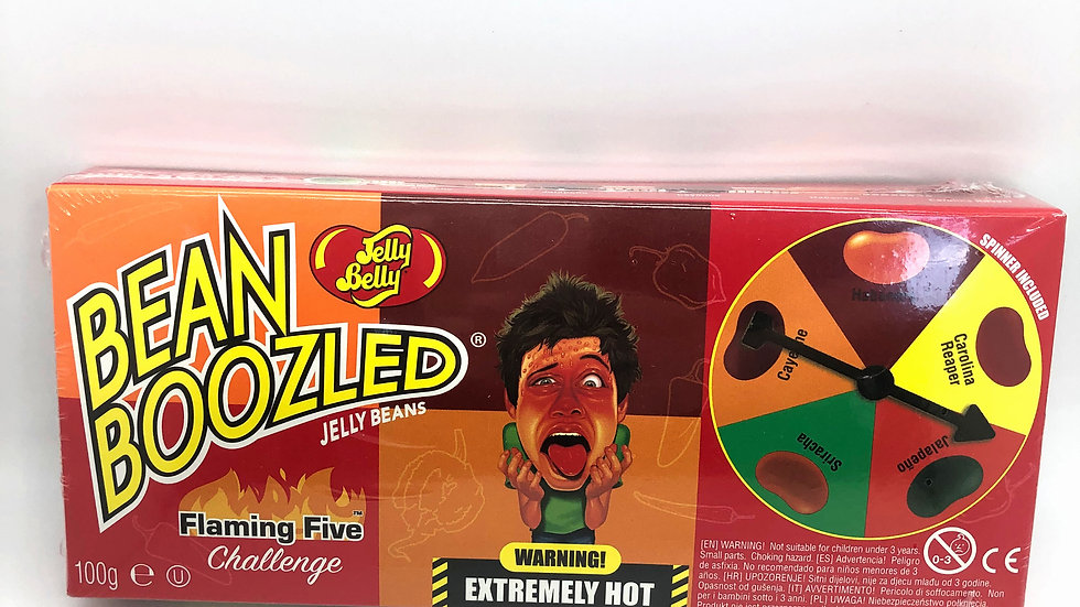 Jelly Belly 'Bean Boozled - Flaming Hot' Challenge game 100g