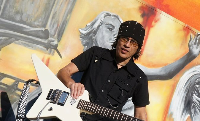 Orion Live/Setsuzoku Records launch new project with ex-Lizzy Borden guitarist, songwriter, and producer Gene Duarte