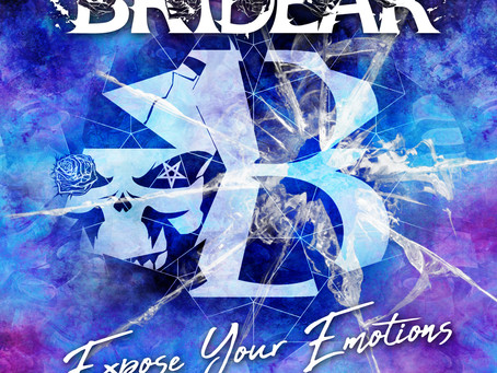 "BRIDEAR - ""Expose Your Emotions"" to get international release!"