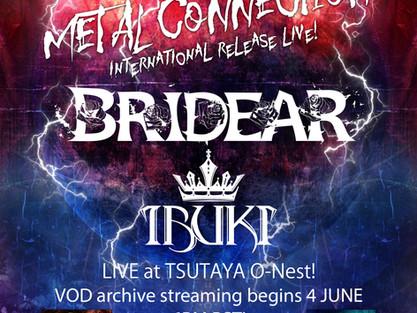 BRIDEAR & IBUKI live!