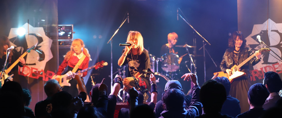 BRIDEAR set to become first Japanese band to tour post-COVID!