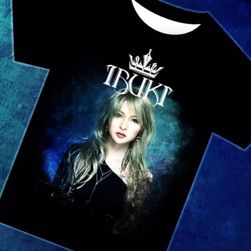 IBUKI - ExMyself 'European Special Edition' t-shirt