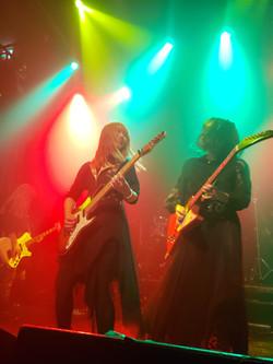 Misaki and Ayumi