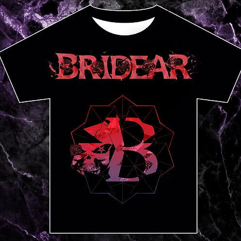 BRIDEAR #crewnation charity t-shirt