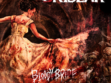 "BRIDEAR unleash new single! Pre-order for ""Bloody Bride"" and ""Expose Your Emotions"" now available."
