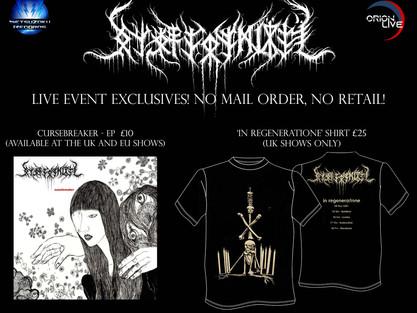 Setsuzoku Records and NECRONOMIDOL to release tour exclusive EP - 'cursebreaker'!