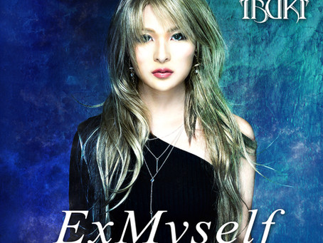 Details released for IBUKI - 'ExMyself - European Special Edition'