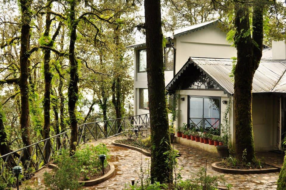 Hidden homestay in Mussoorie