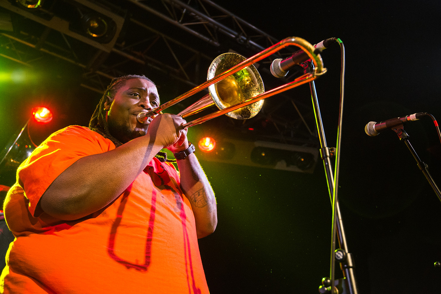 Hot 8 Brass Band - Tramshed
