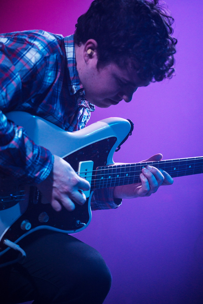 Surfer Blood - Clwb Ifor Bach