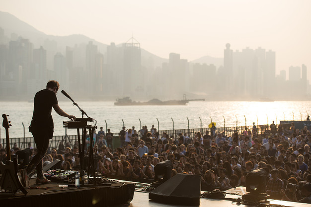 Harbour Stage