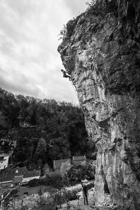 Valley of the Blind 7c