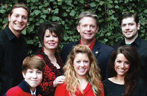Labor Commissioner Mark Costello and his family