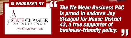 JaySteagall2020_FB_Endorsements_StateCha