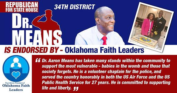 DrAaronMeans_FB_Endorsements_OklahomaFai