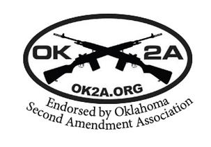 Endorsed by Oklahoma Second Amendment As