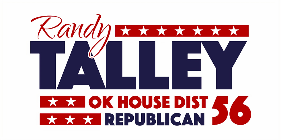 Talley Rally in Anadarko [Campaign Kickoff]