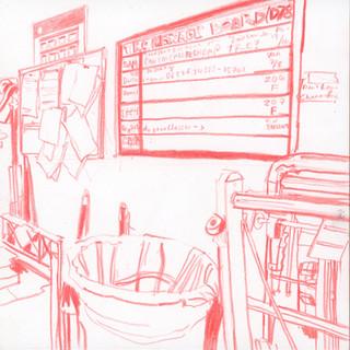 Tool Rental message board
