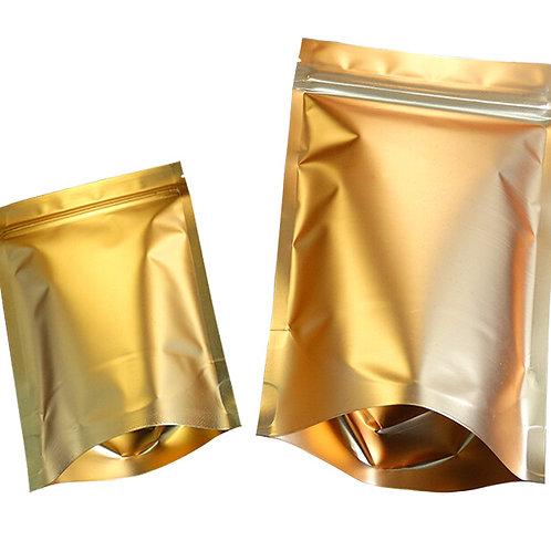 Ziplock Full Gold (Stand up)