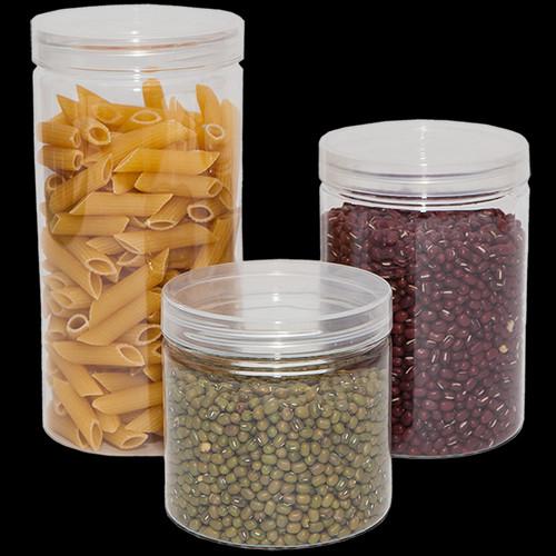 Soft Plastic Container