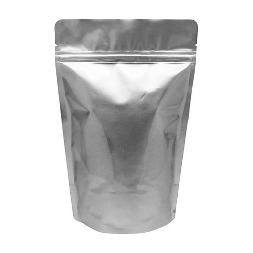 Ziplock Full Silver (Stand Up)