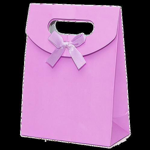 Premium Gift Bag, Purple (small)