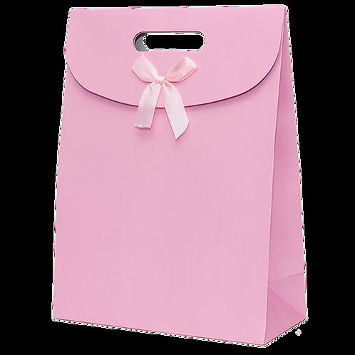 Premium Gift Bag, Pink (Big)