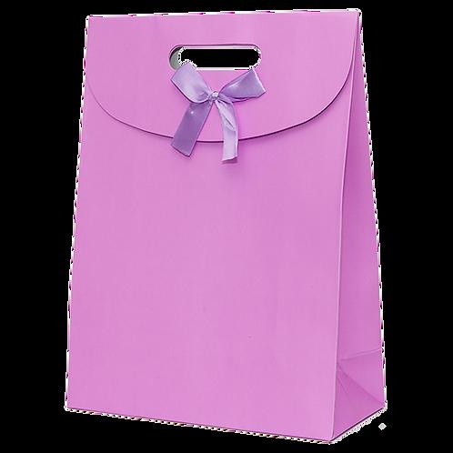 Premium Gift Bag, Purple (Big)