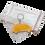 Thumbnail: OPP Envelope 6cm x 9cm