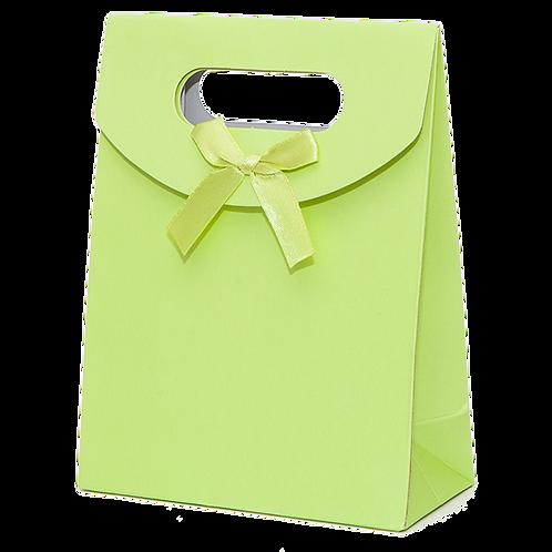 Premium Gift Bag, Green (small)