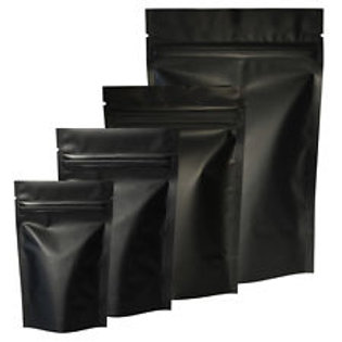 Ziplock Matt Black (standup)