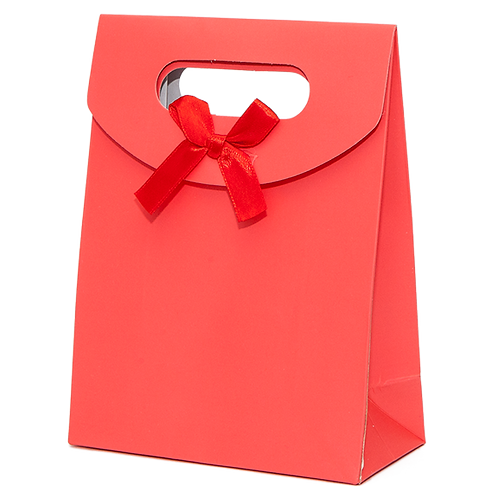 Premium Gift Bag, Red (small)
