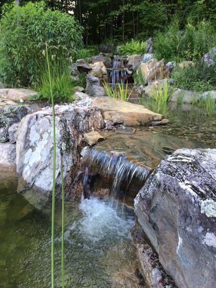 Tropical Waterfalls