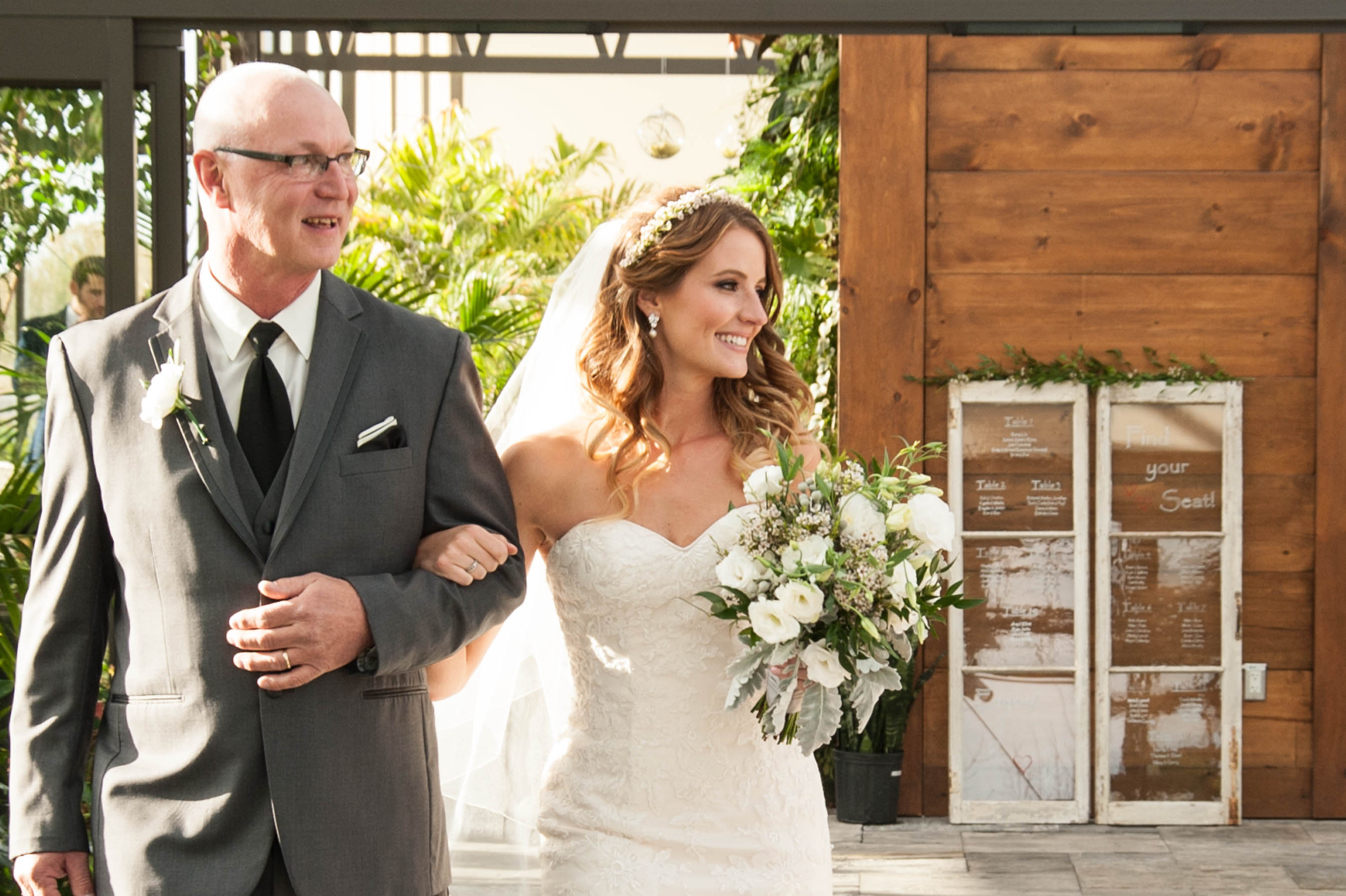 Wedding ceremony, elegant, Aquatopia