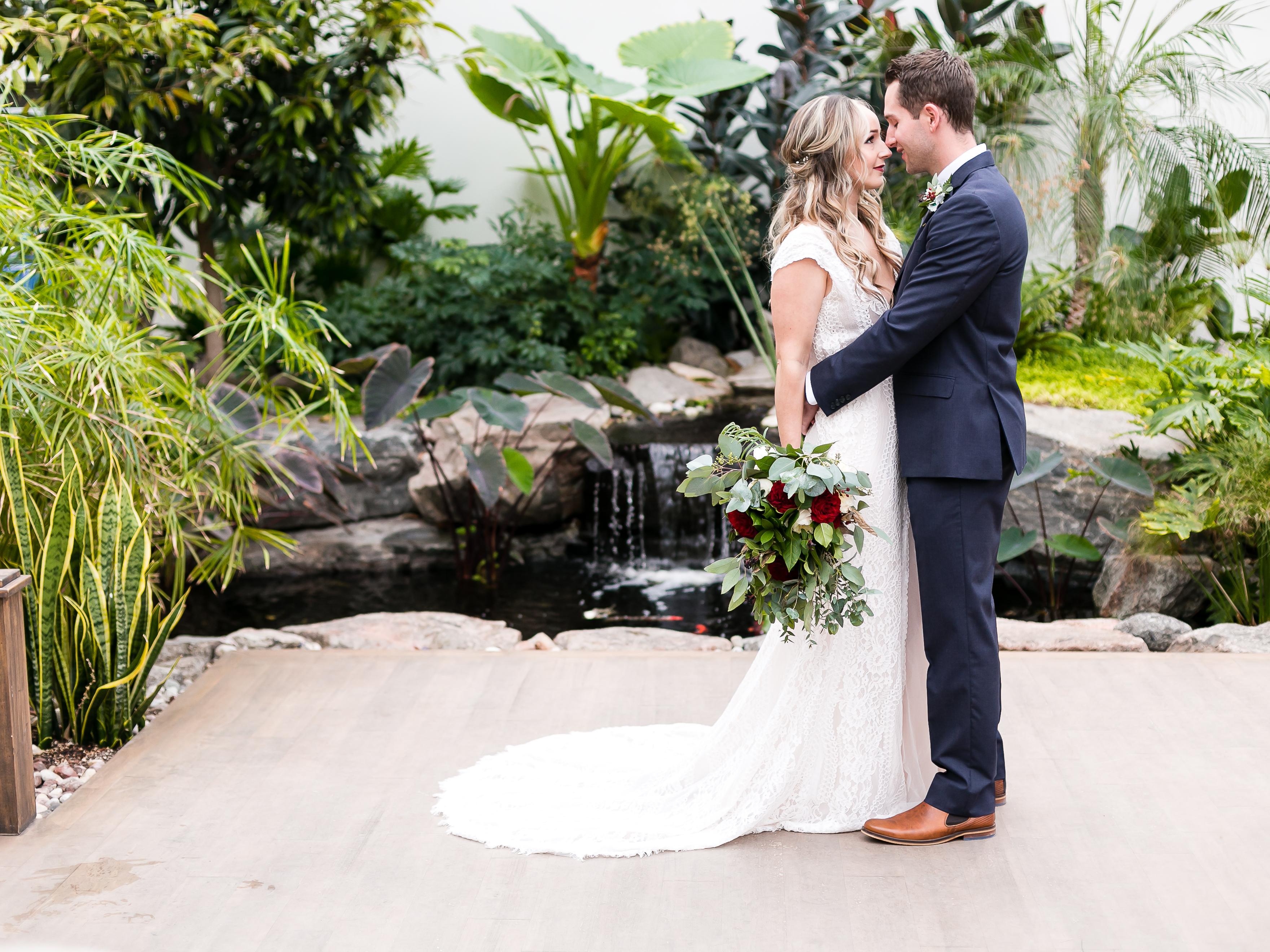 Fall Styled Wedding Shoot