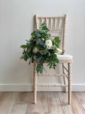 IMG_9346_Bouquet_Flowers_Greenery_chair.